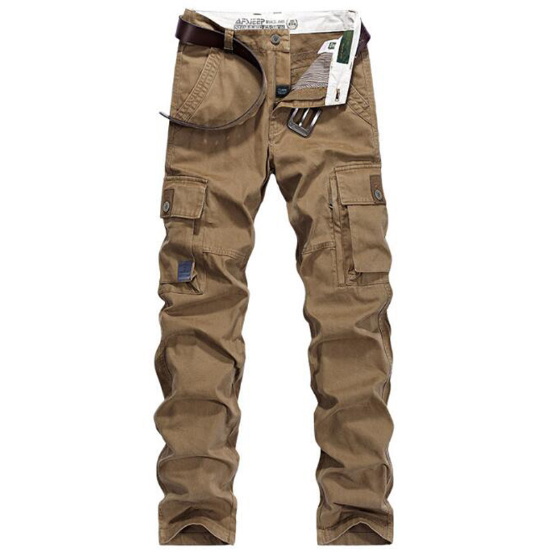 Men Pants Trousers Men Cargo Pants For Men Military Style Casual Pants