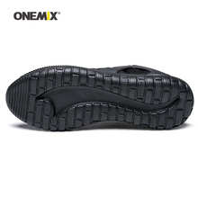 Men Women Running Shoes Black Mesh Air Breathable Cushioned Foam Insole