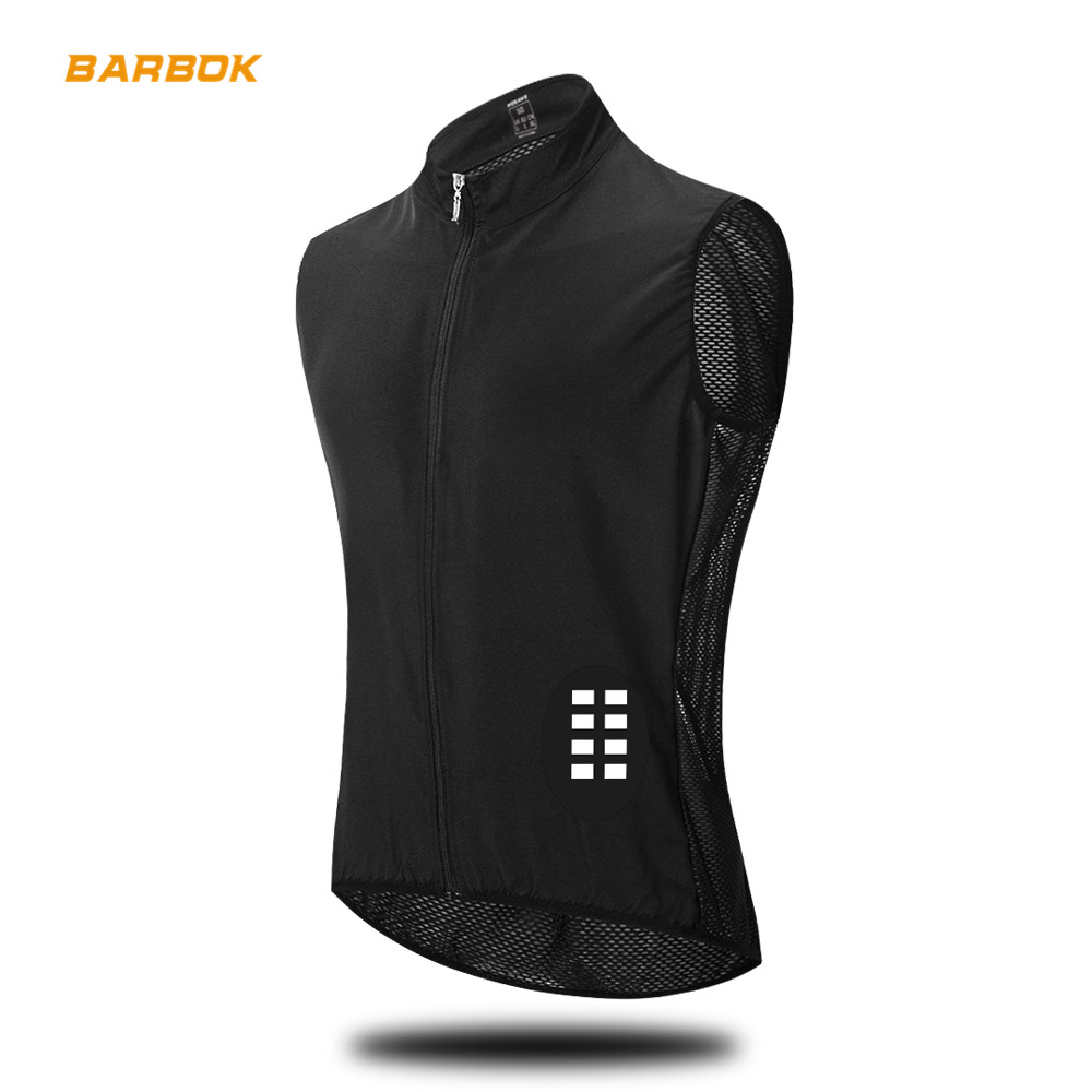 Full Back Breathable Mesh Sleeveless Motorcycle Jackets Front Water Resistance Waistcoat Downhill MTB Summer Moto Riding Jackets(China)