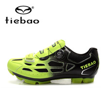 Tiebao Men Women Outdoor Sport MTB Cycling Shoes Bike Shoes Bicycle Racing Self-Locking Athletic Shoes zapatillas ciclismo