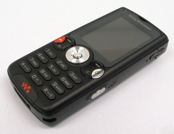 ecad058e22e 100% Original Sony Ericsson W810 Mobile Phone 2.0MP Bluetooth Unlocked  W810i Cell Phone Free