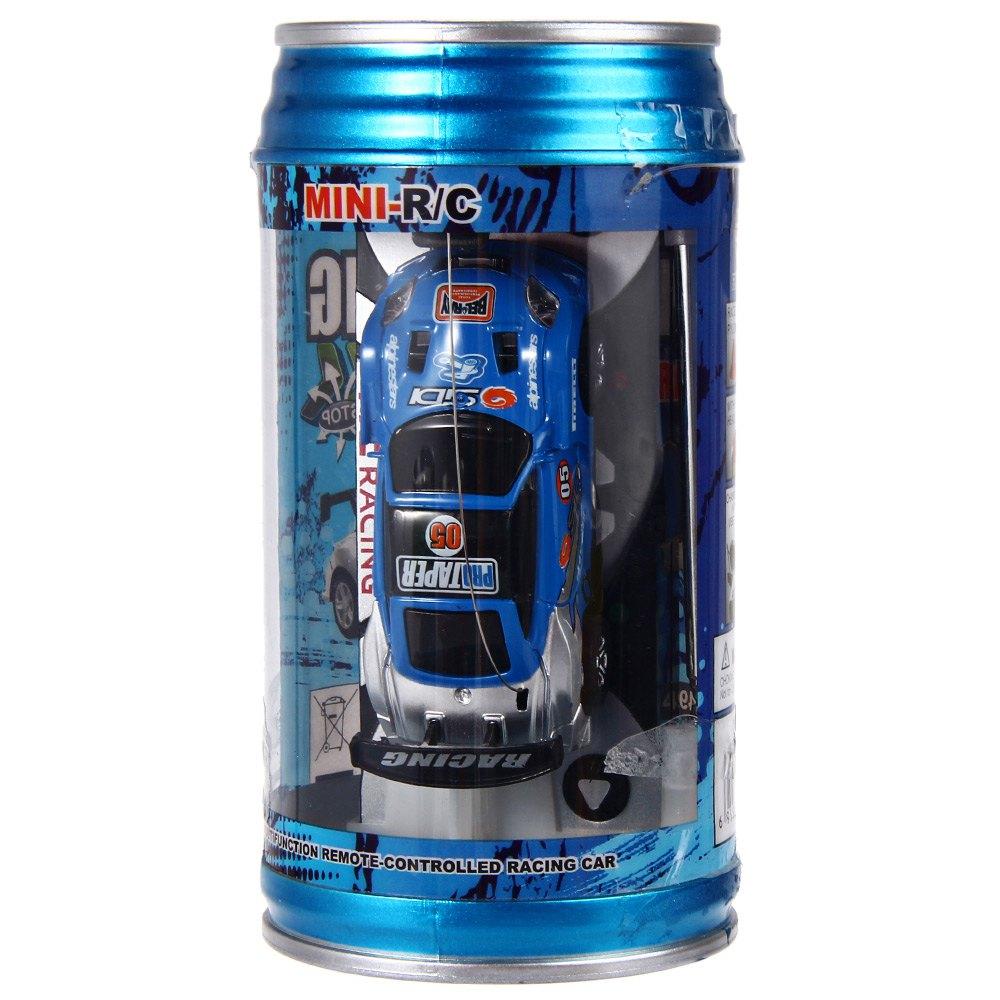 7 Colors Mini Car Coke Can RC Car Radio Remote Control Racing Truck Micro Toy Road Blocks Electric Kid Toys Gifts carrinho de