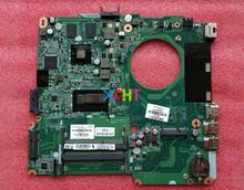 Hp パビリオン 14 N シリーズ 738156 501 738156 001 738156 601 DA0U82MB6D0 740 メートル/2 ギガバイト i5 4200U ノートパソコンのマザーボードマザーボードテスト