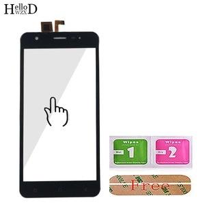 Image 4 - 5 Painel da Tela de Toque móvel Para Vertex Impressionar Águia 3G Vidro Dianteiro Tela Sensível Ao Toque Do Painel de Toque Digitador Sensor de Vidro ferramentas