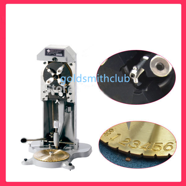 Inside Ring Engraving Machine Jewelry Engraving Tool Ring Machine With One Block And One Tip