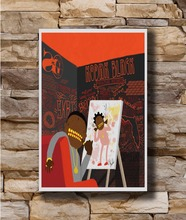 Buy kodak black posters and get free shipping on AliExpress com N1787 Kodak Black Painting Pictures 2017 Album 8x12 20x30 24x36 Wall Poster  Art L W Canvas Print