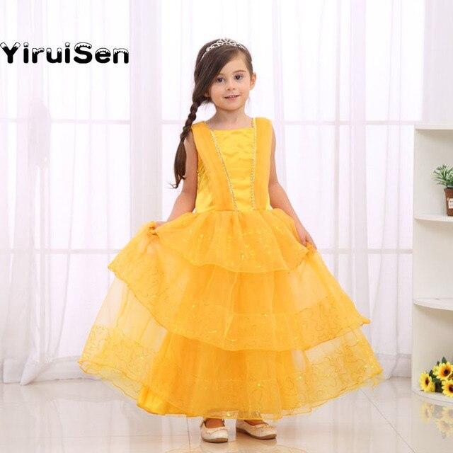 Robe jaune aliexpress