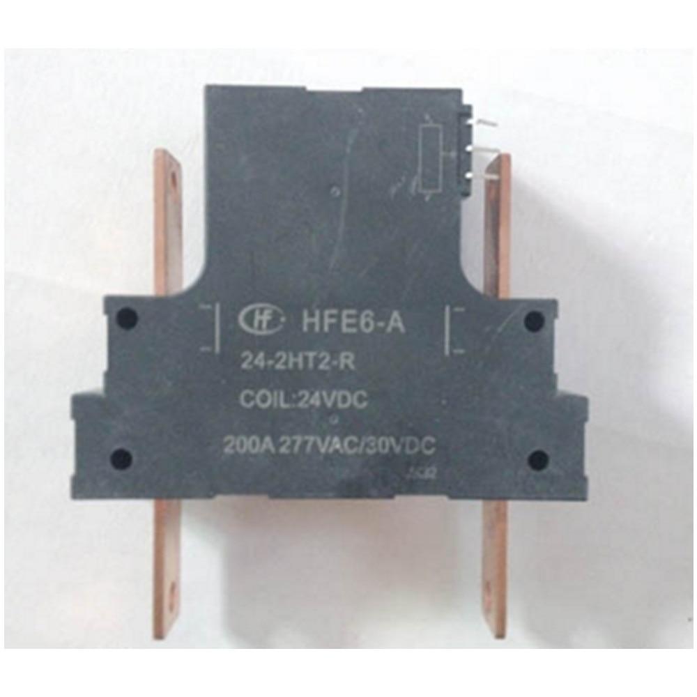 wholesale 10pcs/lot relay HFE6-A-24-2HT2-R wholesale 10pcs lot relay hfe23 a 24 3ht2 r