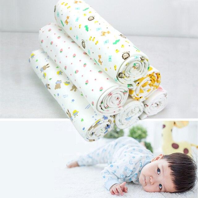 Algodón orgánico de punto Telas para la ropa del bebé del remiendo ...