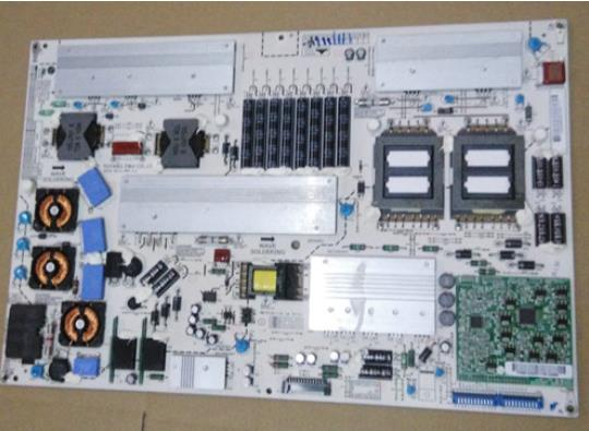 for LG LCD TV 42LX6500 47LX6500 power supply board YP42LPBD EAY60803203 is used lcd tv power driver board lk37k1 special number 0094001295b used disassemble