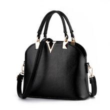 2016 New High quality PU leather women handbags,Vintage Designers Brand Women's shoulder bag cross-body ladies messenger bags
