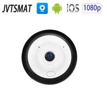 jvtsmart Fisheye VR 360 Degree  Wifi wireless Panoramic Camera HD 960P 1080p IP Camera Home Security Surveillance System Camera