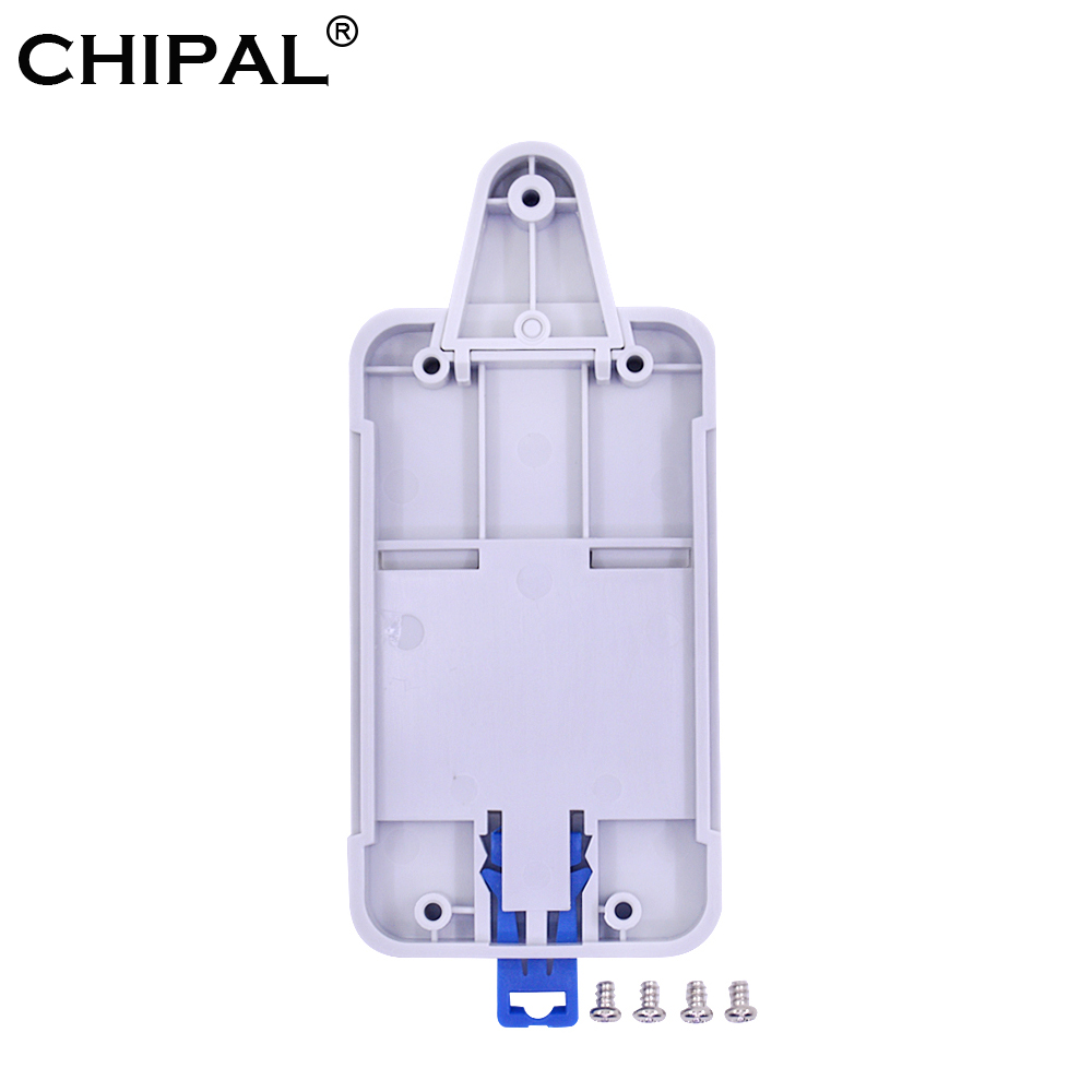 Access Control Nice Sonoff Dr Din Rail Tray Itead Adjustable Mounted Rail Case Holder Solution For Sonoff Switch Mounted Onto The Guide Track Kit