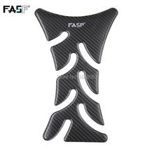 FASP 5D Profissional de fibra de carbono corrida de tanque de combustível Da Motocicleta pad Decalque Adesivo para carros de Várias marcas premium sports