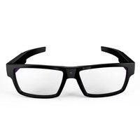 FOOANG Mini Camcorders Smart Glasses Portable Sports DV Video Driving Recorder Mic HD 1080p View 120
