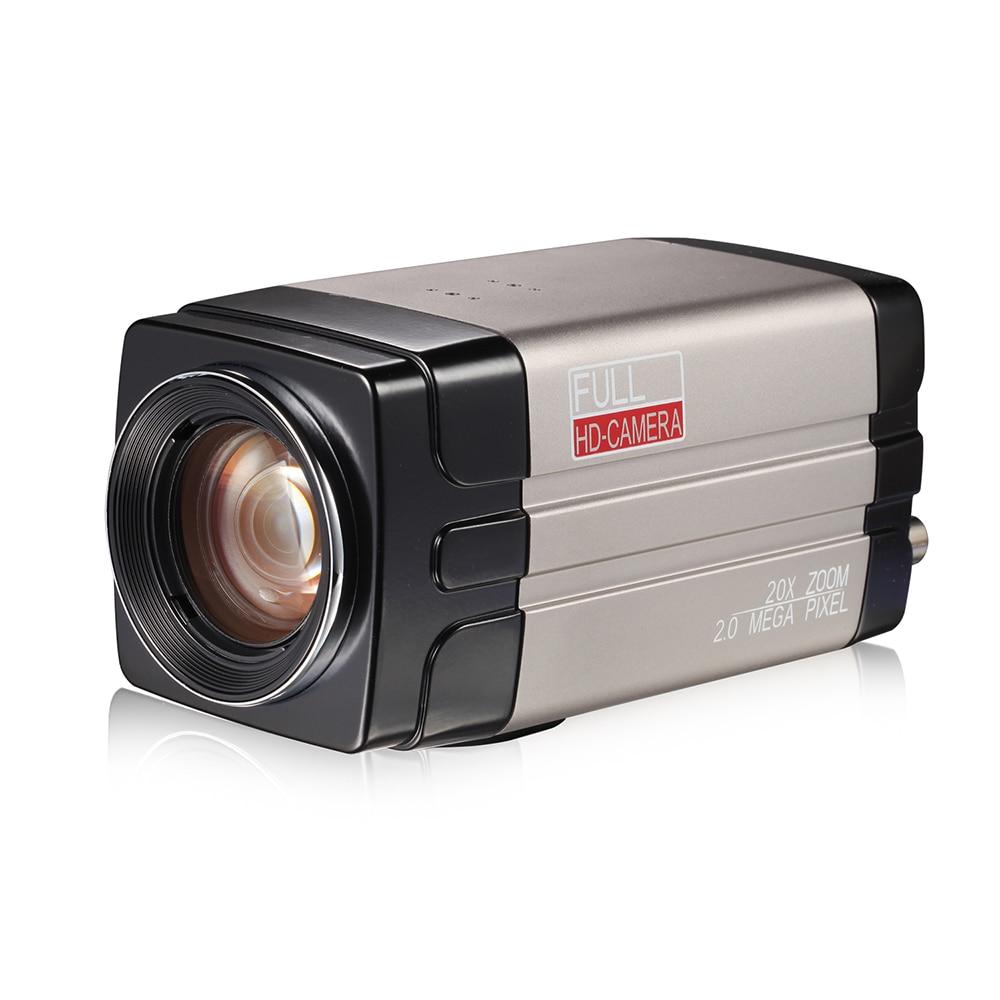 SDI IP Box Camera 2.0Megapixel 1080p 60fps Onvif 20X Zoom con salida - Seguridad y protección - foto 3