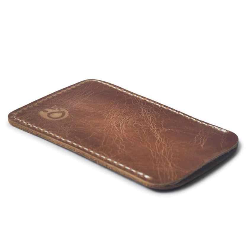 Marque portefeuille cuir crédit support de carte rfid porte-carte mince carte de crédit porte-carte d'identité étui sac titulaire fermeture à glissière poche # L3 $