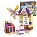 Bela 10408 Elfos das Aira Oficina Criativa Compatível com Tijolos Conjuntos de Blocos de Construção Figuras Meninas Brinquedos Presentes