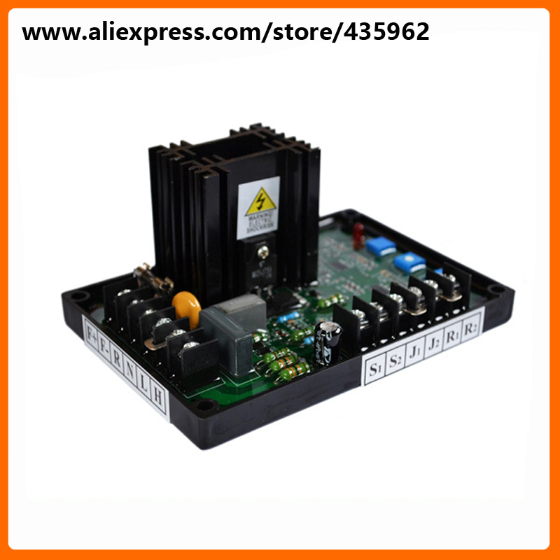 цена на GAVR-15A AVR Automatic Voltage Regulator for Generator Alternator high quality spare part
