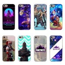 Fortnite Great escape Third-person shooter Hard plastic phone case for iPhone 5s se 6s 6Plus 7 7Plus 8 8Plus Cover Capinha Coque