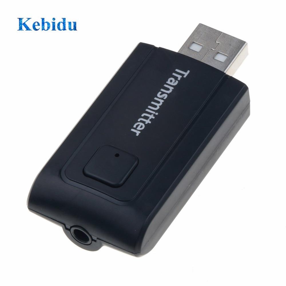 Tragbares Audio & Video Unterhaltungselektronik Kebidu Drahtlose Bluetooth Transmitter 3,5mm Stereo Bluetooth 4,2 Sender Für Tv Telefon Pc Y1x2 Stereo Audio Musik Adapter