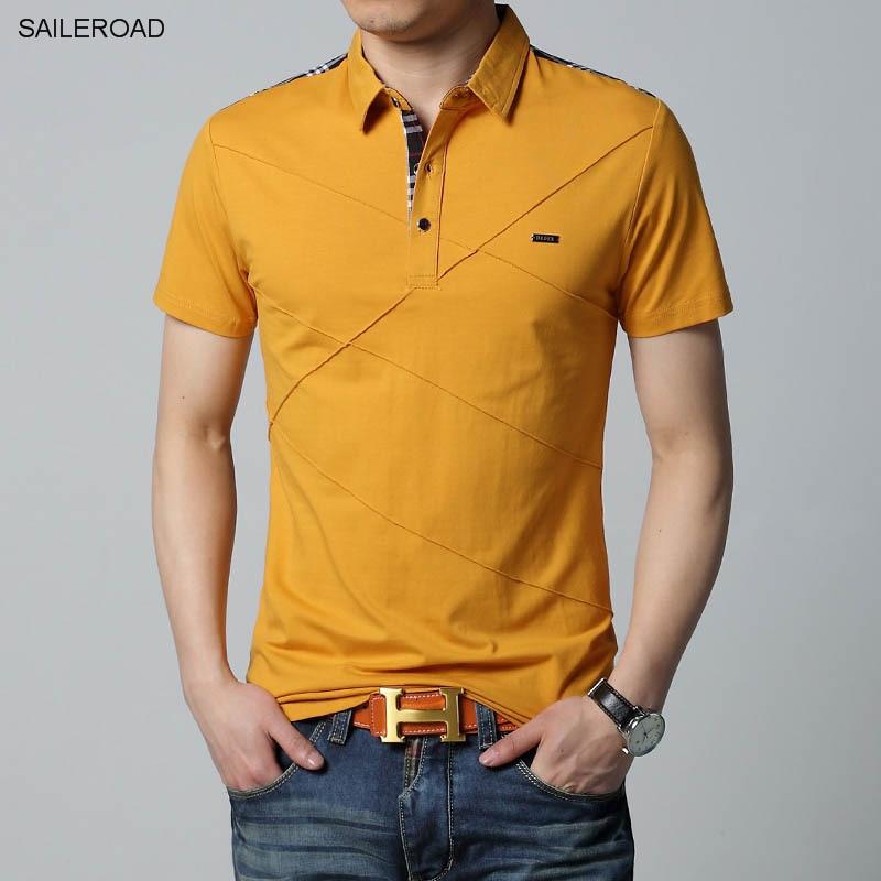 Good quality 6xl plus size brand clothing men 39 s polo shirt for Plus size golf polo shirts