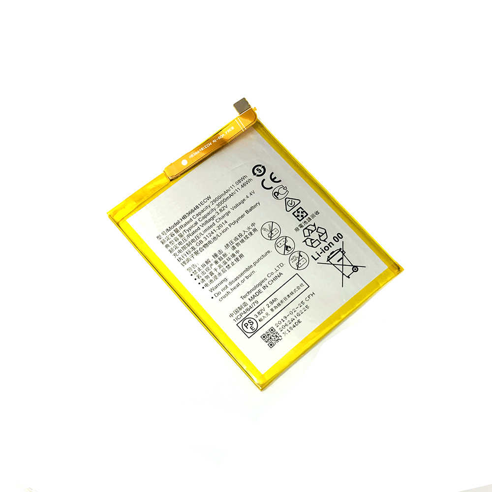 "High Quality Real 3000mAh HB366481ECW Battery For Huawei P Smart 5.6"" FIG-LX1 FIG-LA1 FIG-LX2 FIG-LX3 Replacement Battery"
