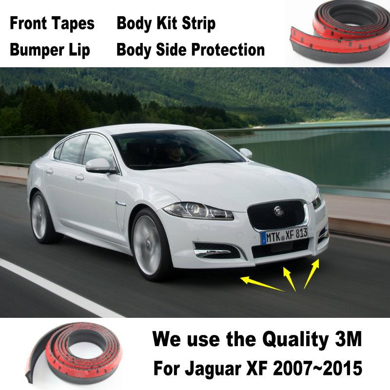 2015 Xf Jaguar: Car Bumper Lips For Jaguar XF 2007~2015 / Spoiler For Car
