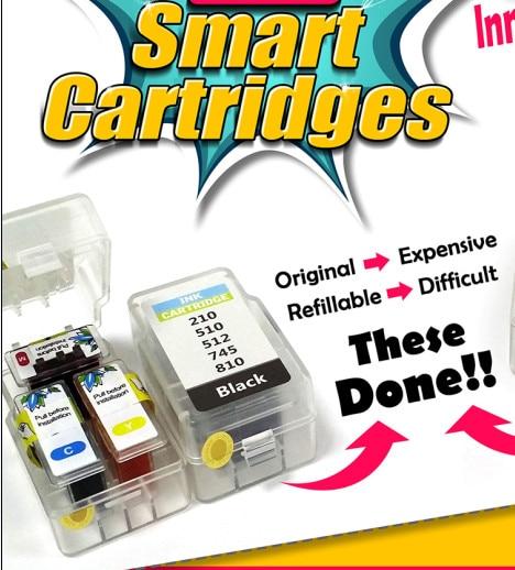 Smart Cartridge Refill Kit For Canon Pg 47 Pg47 47 Cl 57 Ink Cartridge For Canon E3170 E400 E410 E460 E470 E480 Printer Ink Cartridges Aliexpress