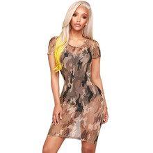 MUXU sexy transparent vestidos clothes women clothing jurken summer kleider fashion sukienka streetwear dress flower