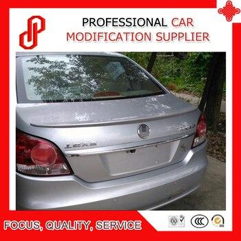 Gran oferta ABS con imprimación negro blanco rojo ect color coche labio alerón trasero para Lavida 2007 08 09 10 11 2012