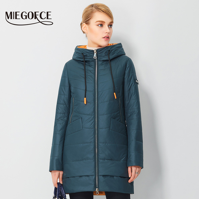 Aliexpress.com : Buy Women's Spring Parkas Windproof Coat Jacket ...