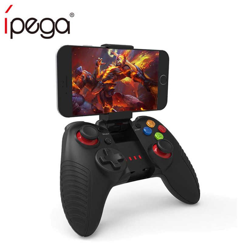 IPEGA PG-9067 PG 9067 Bluetooth геймпад умный игровой контроллер с держателем для Android/iOS/Windows игровой фиксатор