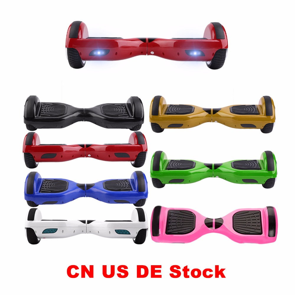 (CN GE US Warehouse)Cimiva 6.5 Inch Electric Self Balancing Scooter Two Wheels Hoverboard Unicycle Smart Skateboard cn ge us warehouse smartmey 6 5inch electric self balancing scooter two wheels hoverboard gyroscopic smart skateboard