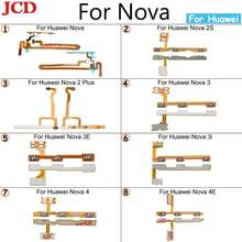 Jcd для huawei nova 2s 2 plus 3 3e 3i 4 4e кнопка включения