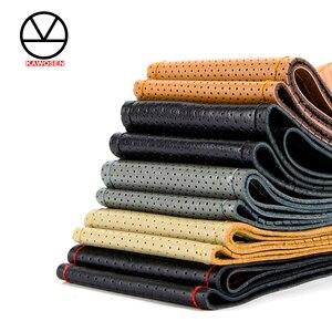 2017 Genuine Leather Steering