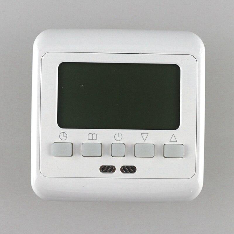 Display LCD Pavimento Riscaldamento Termostato per Regolatore di ...