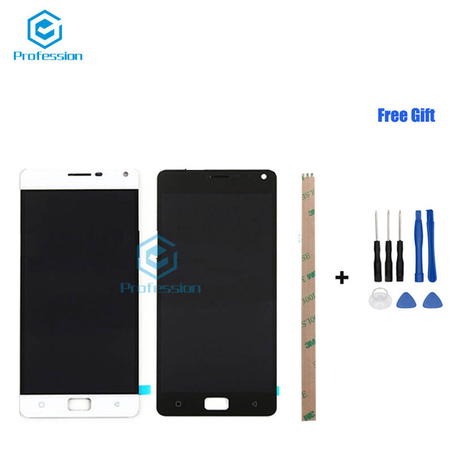 """5.5"""" For Original For Lenovo Vibe P1 LCD Display and Touch Screen Screen Digitizer Assembly Repla cement Tools+Adhesive stock"""