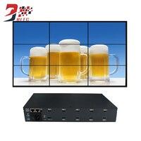 Видеостена контроллер 2x2 2x3 3x3 4x2 Max 15x15 HDMI AV USB ЖК дисплей изображения Сращивание процессор 180 градусов вращения