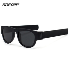 KDEAM Circle Round Sunglasses Polarized For Men and Women Ou