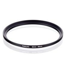 RISE original (UK) 82mm 86mm 82 86mm 82 a 86 anillo de aumento adaptador de filtro negro