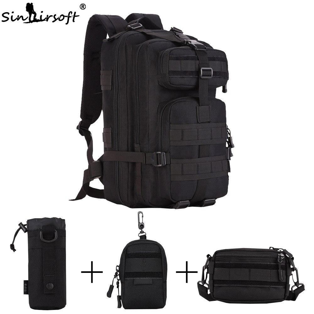 SINAIRSOFT 30L 40L 3P охотничий рыболовный Змеиный тактический рюкзак военный походный рюкзак спортивные туристические рюкзаки S410/S411