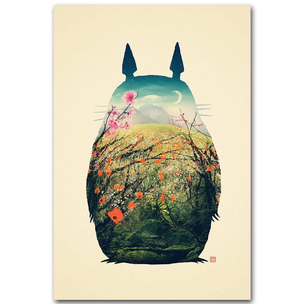 Totoro Room Decor