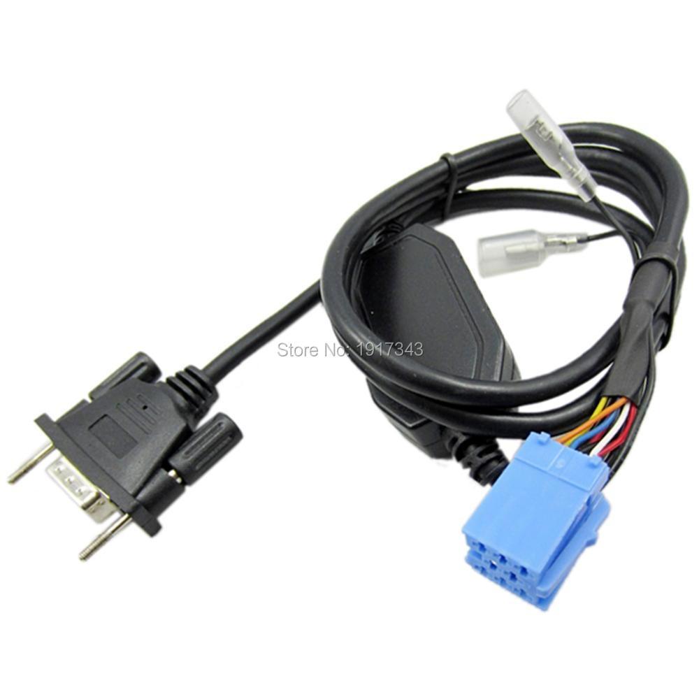 Yatour Adaptador de Coche Bluetooth Conector de CD de Música Digital - Electrónica del Automóvil - foto 5