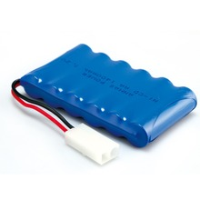 Anmas Power 1400mAh 7.2V Ni Cd Rechargeable Battery Pack Tamiya Plug Piles Rechargeables AA NiCd Batteries Toy Car