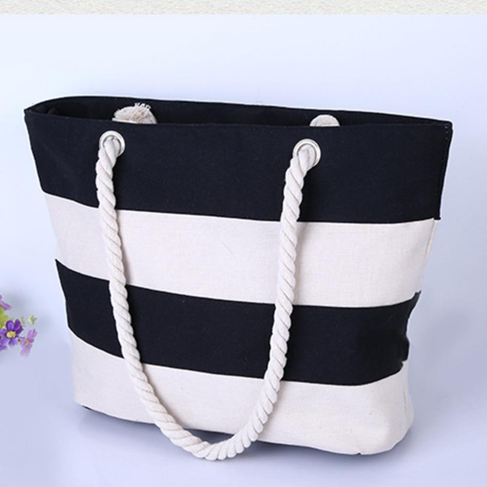 bolsas listradas senhoras totes bolsa Pattern Tipo : Striped