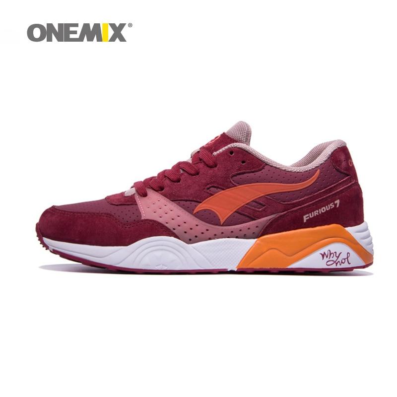 ONEMIX original Γρήγορα και μανιώδη 7 ανδρικά - Πάνινα παπούτσια - Φωτογραφία 4