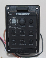 Sell Separately *** Original Fishman 301 EQ Equalizer for Acoustic Guitar Preamp Pickup