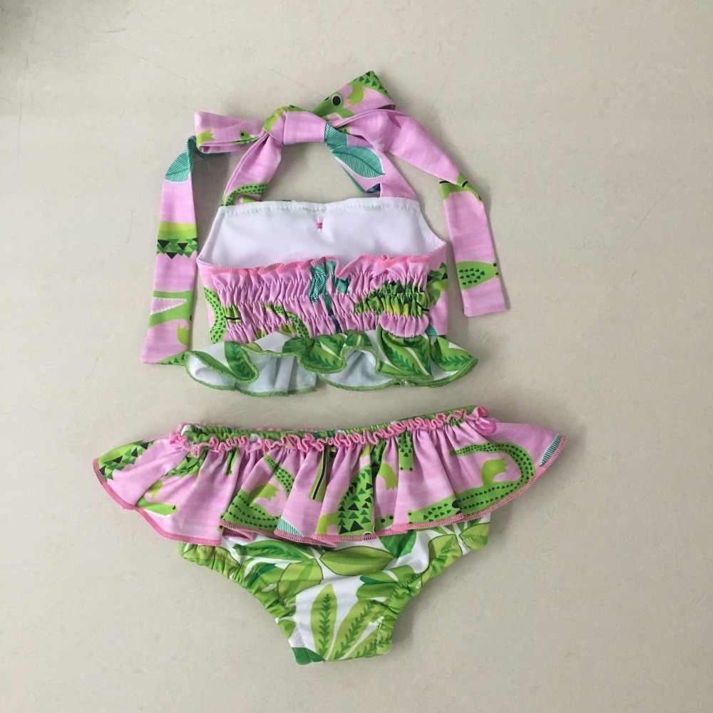 fa24391aedd ... Puresun Toddler Baby Girls Kids Swimsuit Bathing Suit Bikini Set Hot  Cartoon Bathing Suit Boutique Clothing ...