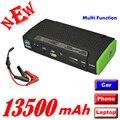 13500mAh 12V Multi-Function Mobile Power Bank Tablets / Notebook / phone / ca r Auto EPS  Starter Emergency Start Power